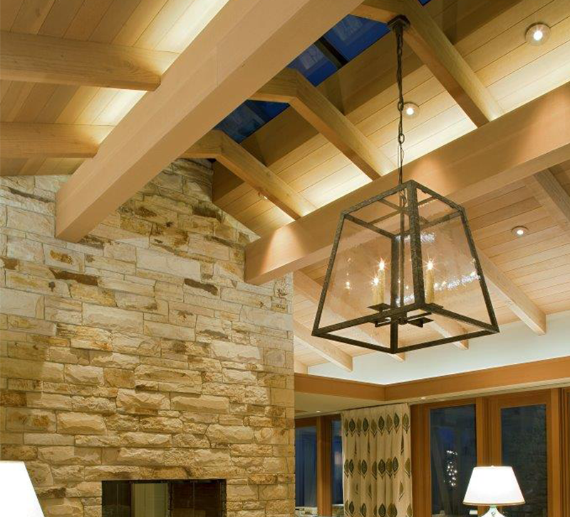 Fabulous High Ceiling Lighting How Can I Properly Light A Space With High Ceilings Lighting