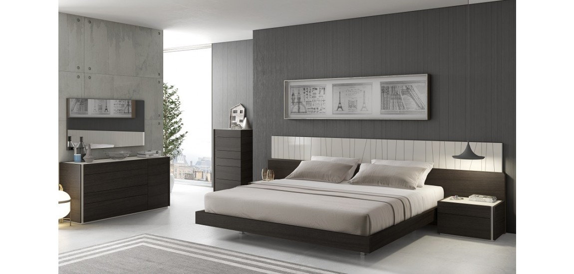 Fabulous Light Wood Contemporary Bedroom Furniture Porto Brown Wood Contemporary Bedroom Furniture