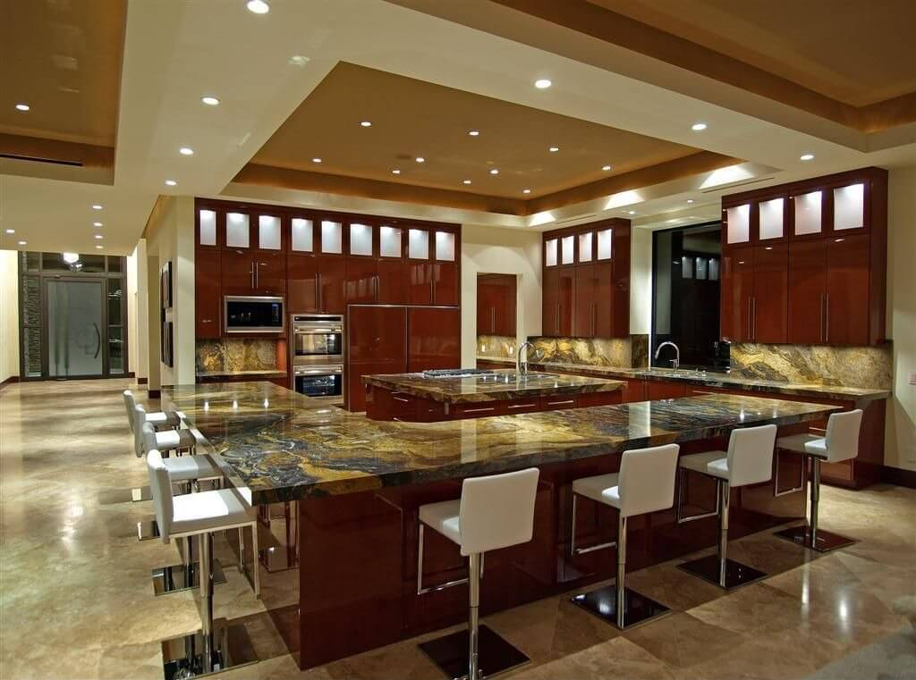 Fabulous Luxury Kitchen Design Ideas 30 Custom Luxury Kitchen Designs That Cost More Than 100000