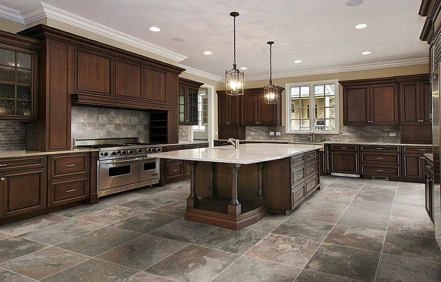 Fabulous Luxury Kitchen Floor Tiles Kitchen Floor Tile Ideas Kitchen Design