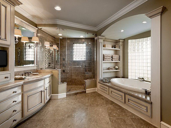 Fabulous Luxury Master Bathroom Ideas Luxurious Master Bathroom Design Ideas That You Will Love