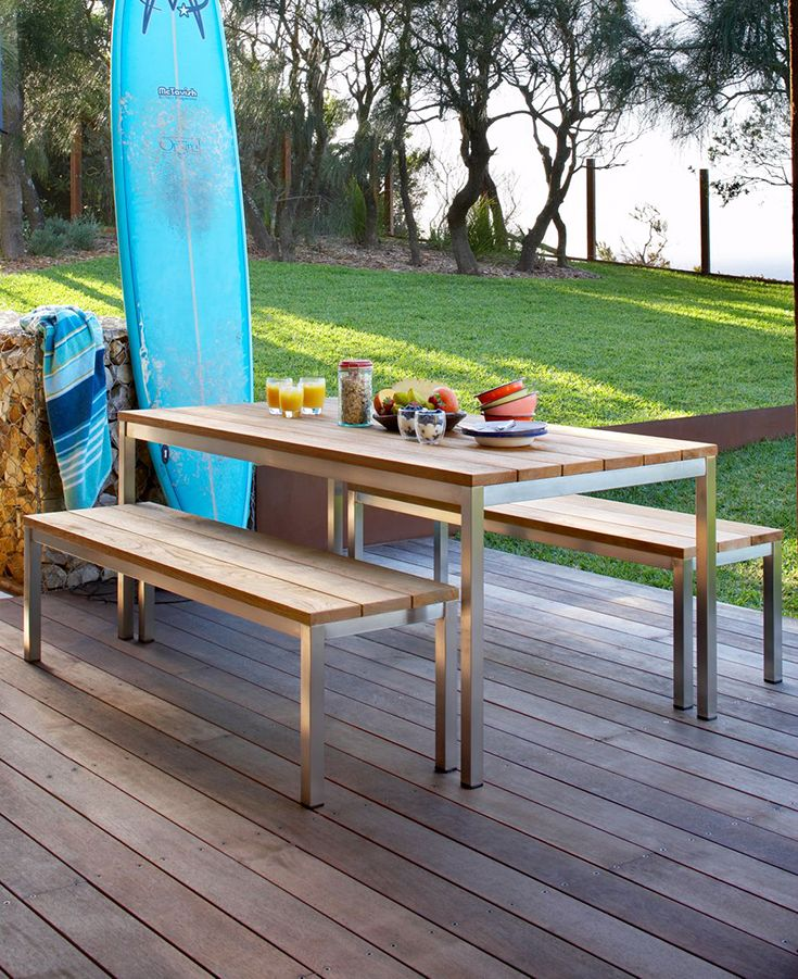 Fabulous Luxury Outdoor Dining Table 115 Best Eco Outdoor Outdoor Furniture Images On Pinterest