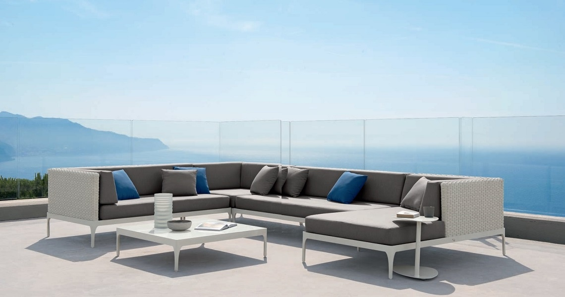 Fabulous Luxury Outdoor Sofa Luxury Outdoor Furniture Patio Furniture From Exclusive