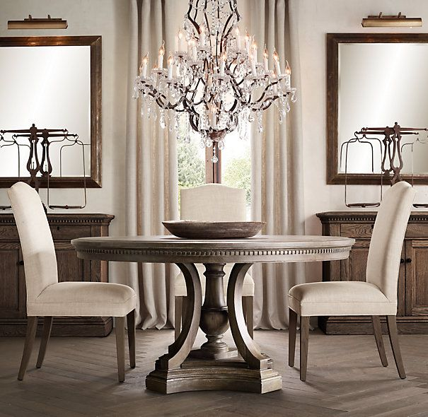 Fabulous Luxury Round Dining Table Best 25 Round Dining Room Tables Ideas On Pinterest Round