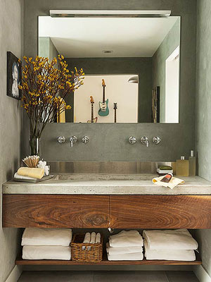 Fabulous Modern Bathroom Countertops Bathroom Countertop Ideas