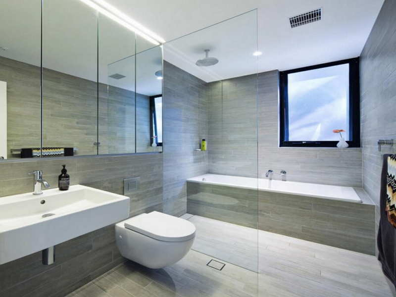 Fabulous Modern Bathroom With Tub 17 Examples Of Modern Bathroom Design Ideas Fooz World