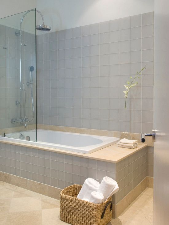 Fabulous Modern Bathroom With Tub Best 25 Tub Shower Combination Ideas On Pinterest Shower Bath