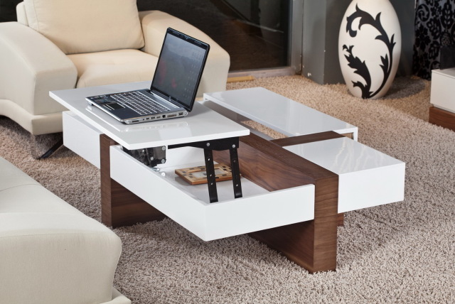 Modern Living Room Table   ModernFurniture Collection