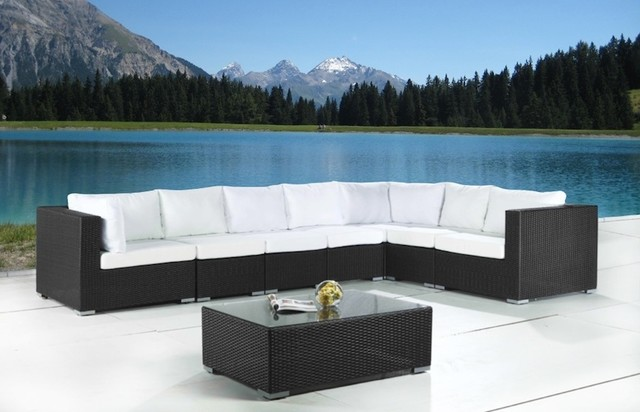 Fabulous Modern Metal Patio Furniture Impressive Wicker Modern Outdoor Furniture Modern Outdoor