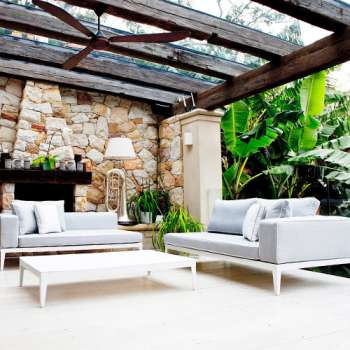 Fabulous Modern Metal Patio Furniture Modern Outdoor Furniture Accessories Yliving