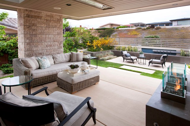 Fabulous Modern Outdoor Design Beach Modern Outdoor Living Contemporary Porch San Diego