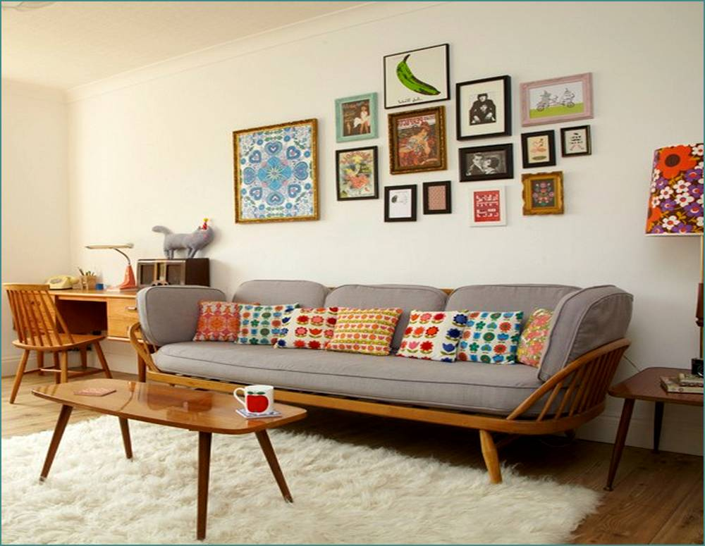 Fabulous Retro Living Room Furniture Astounding Retro Living Room Furniture Uk On Home Decorating From