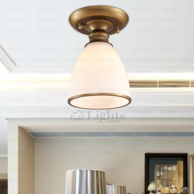 Fabulous Simple Ceiling Lights Simple E26e27 Screw Base Glass Shade Kitchen Ceiling Lights