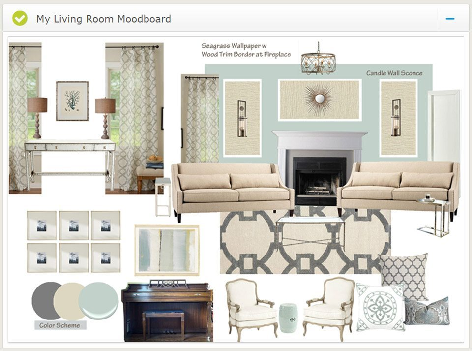 Fabulous Virtual Interior Design Virtual Interior Design Living Room Moodboard A Space To Call Home