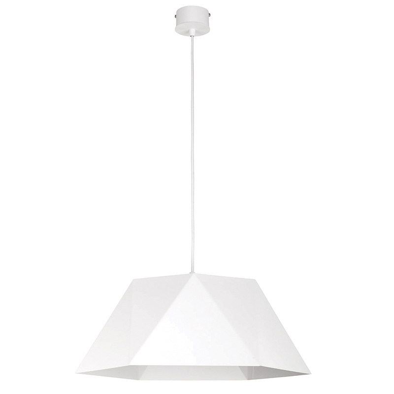 7fc7e691676b Fabulous White Ceiling Pendant Edit Geometric Ceiling Pendant Light White  Lighting Direct