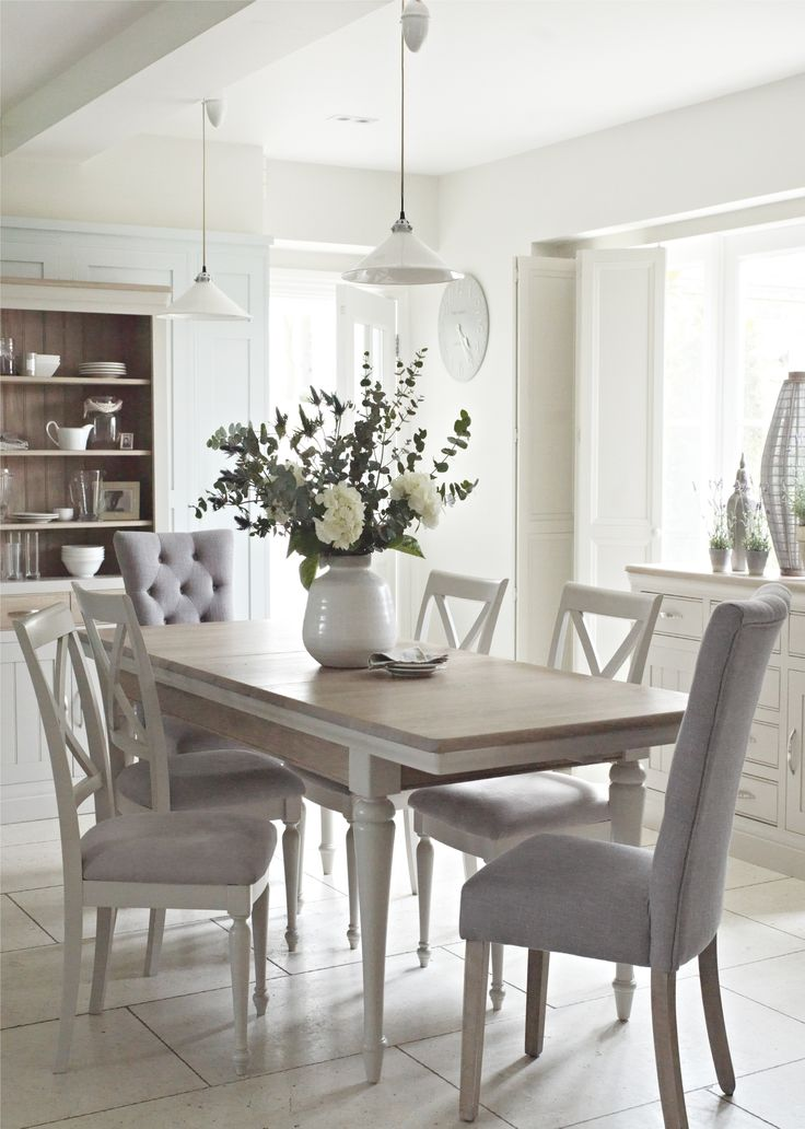 Fabulous White Dining Room Sets Best 25 Table And Chairs Ideas On Pinterest Kitchen Farm Table