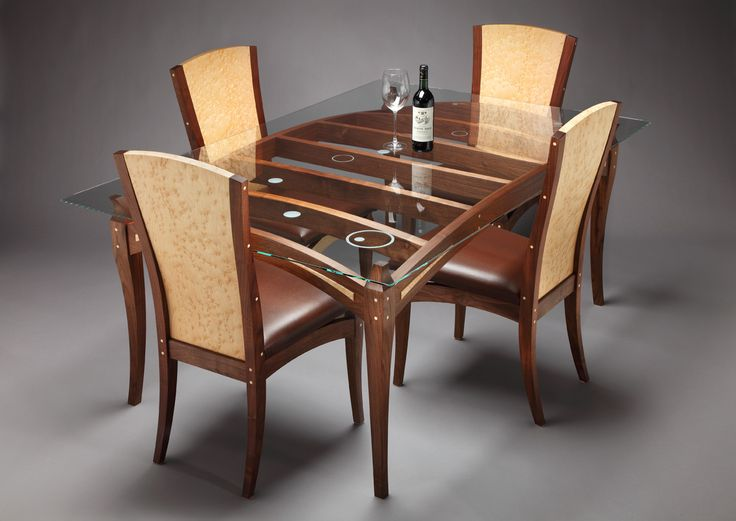 Fabulous Wooden Glass Dining Table Designs 47 Best Glass Dinning Table Base Ideas Images On Pinterest