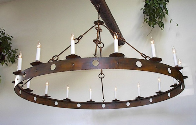 Fabulous Wrought Iron Chandeliers Ace Wrought Iron Custom Large Wrought Iron Chandeliers Hand