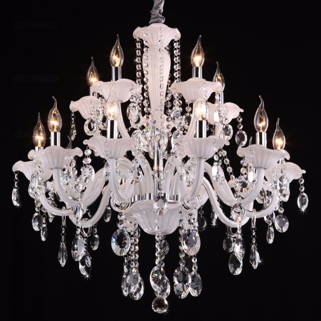 Gorgeous Big White Chandelier Roman Style Big White Candle Chandelier 15 Lights Large Vintage