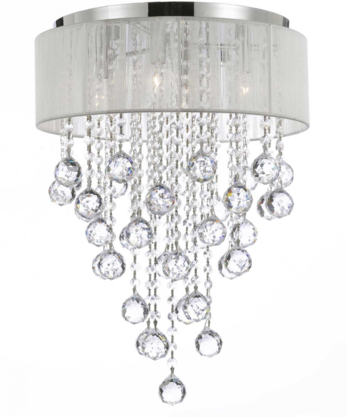 Gorgeous Chandelier Lighting Fixtures Home 10 Stunning Crystal Chandelier Lights Oh My Creative