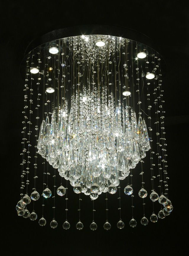 Gorgeous Contemporary Crystal Ceiling Lights Best 25 Modern Crystal Chandeliers Ideas On Pinterest Crystal