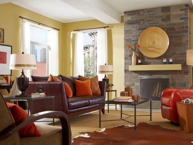 Gorgeous Contemporary Living Room Decor Contemporary Living Room Decorating Ideas Design Hgtv