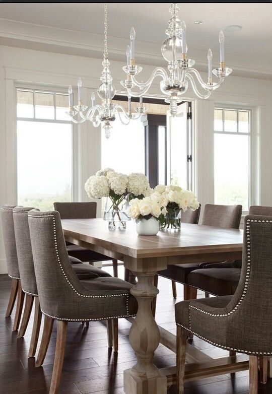 Gorgeous Elegant Dining Room Tables Best 25 Elegant Dining Ideas On Pinterest Elegant Dining Room