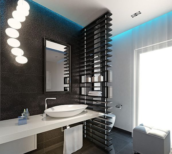 Gorgeous Fancy Modern Bathroom Bathroom Design Modern Bathroom With Privacy Screen Privacy