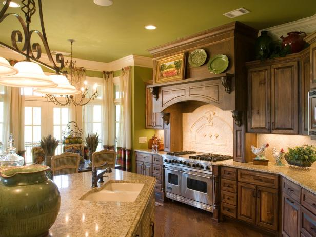 Gorgeous French Country Kitchen Designs French Country Kitchen Cabinets Pictures Ideas From Hgtv Hgtv