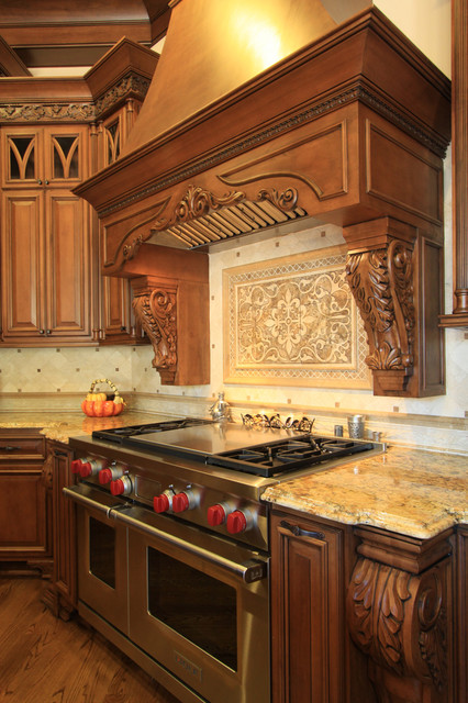 Gorgeous High End Kitchen Backsplash High End Kitchen Design