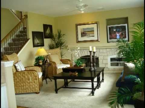 Gorgeous Interior Home Decoration Model Home Interior Decorating Part 1 Youtube
