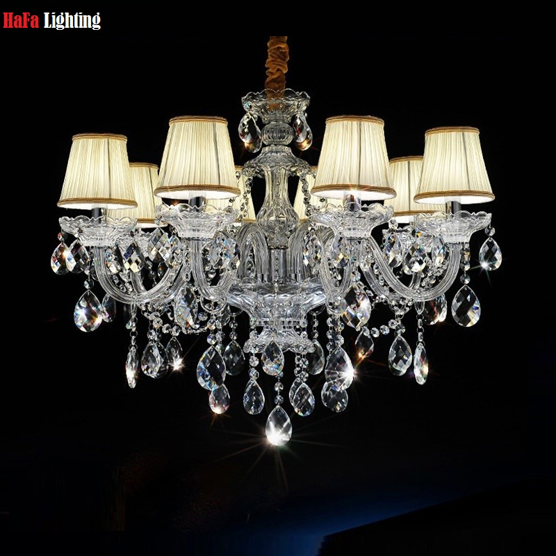 Gorgeous Luxury Chandelier Lighting Aliexpress Buy Luxury Chandelier Crystal Fashion K9 Top