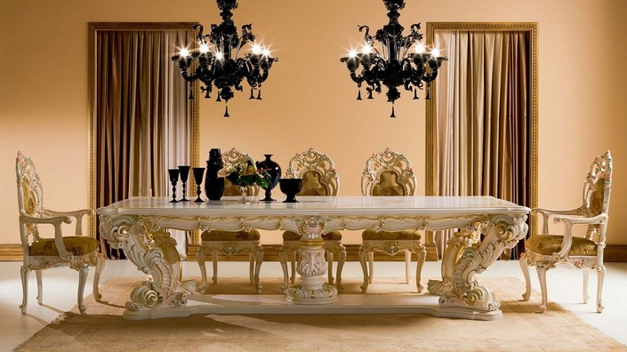 Gorgeous Luxury Dining Tables Luxurious Dining Tables Modern Home Design