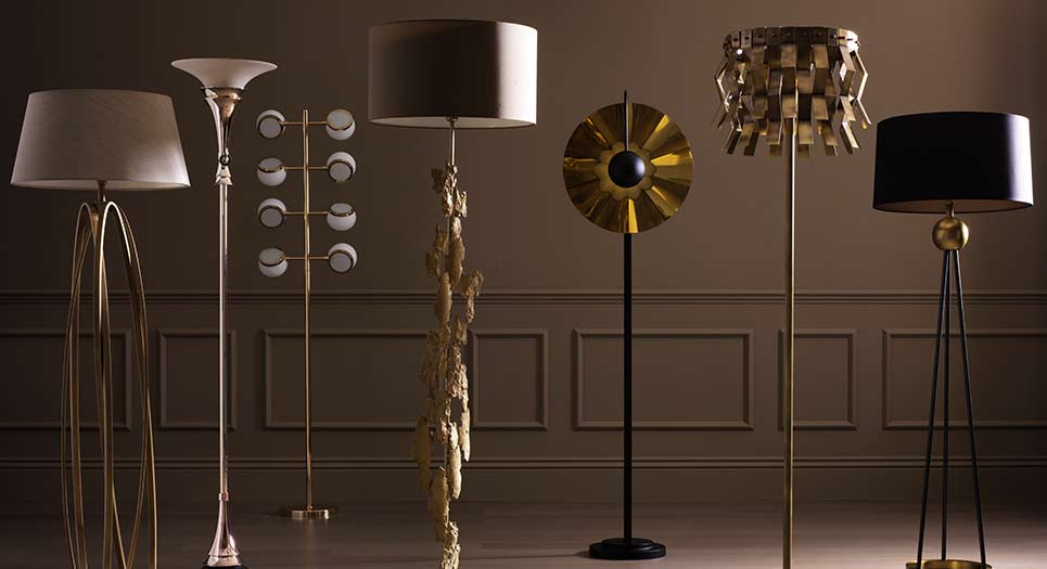Gorgeous Luxury Floor Lamps Luxury Floor Lamps Designer Brands Luxdeco
