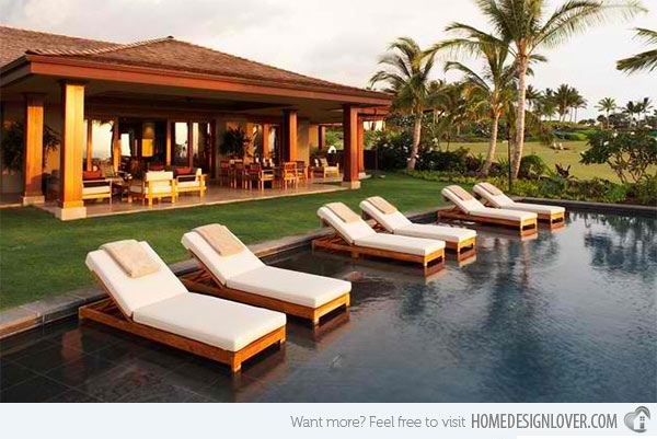 Luxury Pool Lounge Chairs | ModernFurniture Collection