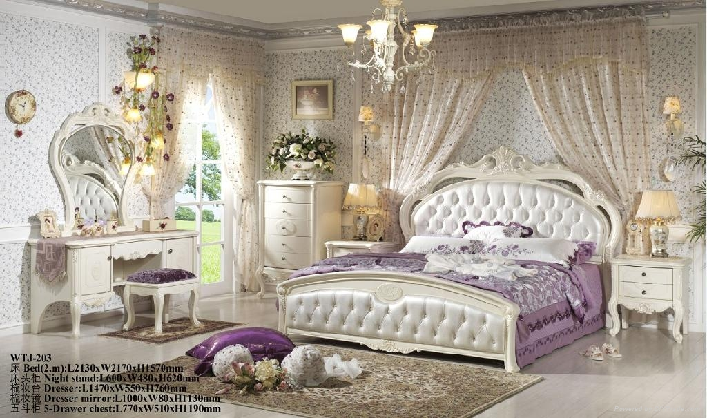 Gorgeous Luxury White Bedroom Furniture Vintage White Bedroom Sets On Bedroom Awesome 12 Vintage Full Size
