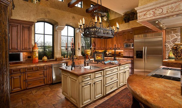 Gorgeous Mediterranean Kitchen Design 15 Stunning Mediterranean Kitchen Designs Home Design Lover