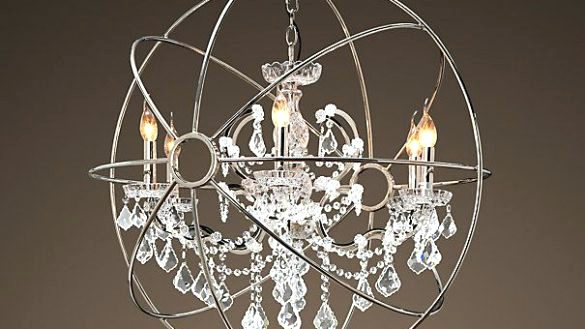 Gorgeous Mini Orb Chandelier Chandeliers Extra Large Orb Chandelier Full Size Of
