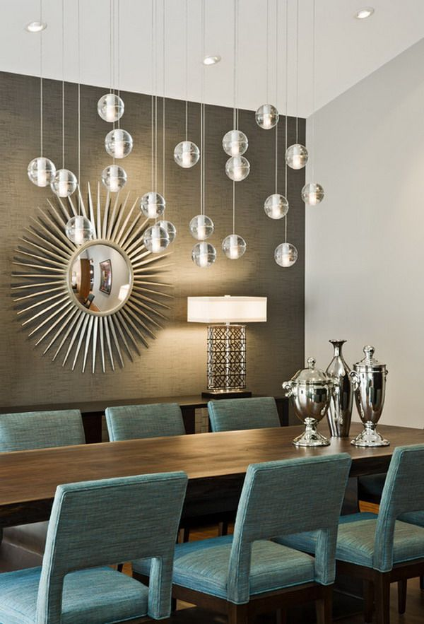Gorgeous Modern Dining Room Wall Decor Best 25 Contemporary Dining Rooms Ideas On Pinterest