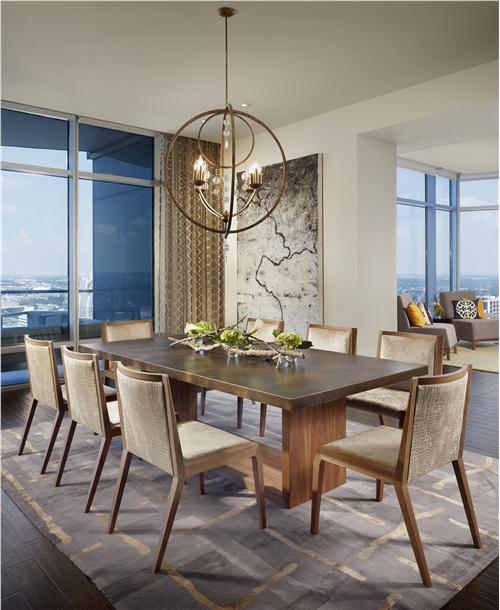 Gorgeous Modern Elegant Dining Room Contemporary Modern Retro Elegant Dining Room Photos