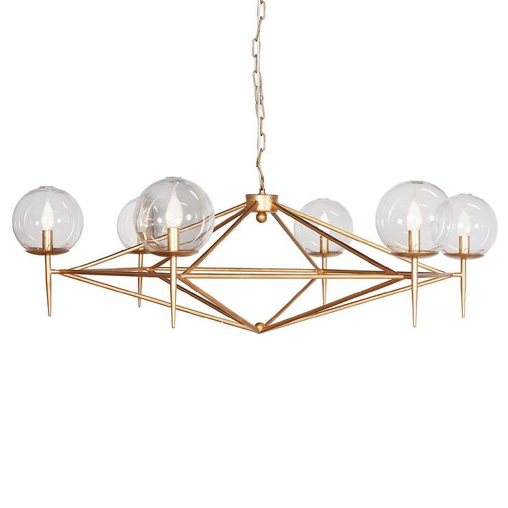 Gorgeous Modern Gold Chandelier Innovative Gold Chandelier Modern Modern Gold Chandelier Products