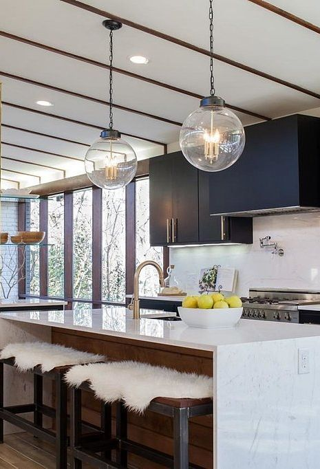 Gorgeous Modern Kitchen Light Fixtures Contemporary Kitchen Lighting Home Design Interior And Exterior