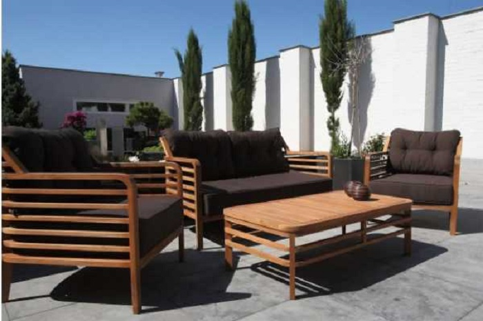 Gorgeous Modern Wood Patio Furniture Modern Wood Outdoor Furniture Drk Architects