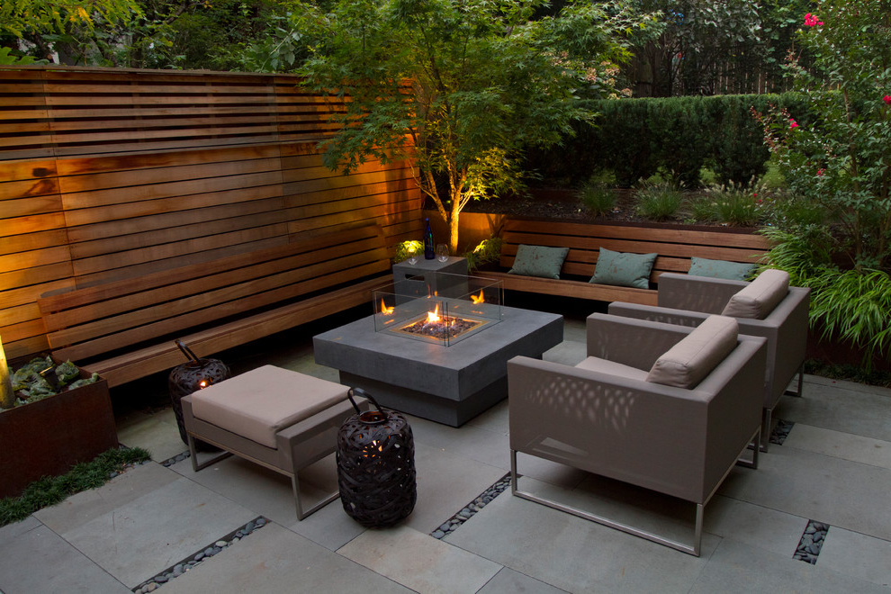 Gorgeous Modern Wood Patio Furniture Wood Patio Furniture Designs