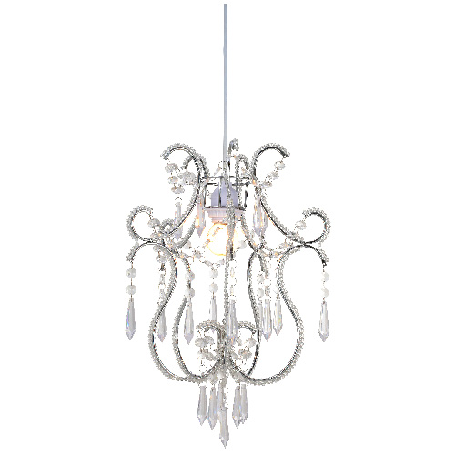 Gorgeous One Light Chandelier Awesome One Light Chandelier Corali 1 Light Chandelier Rona Home