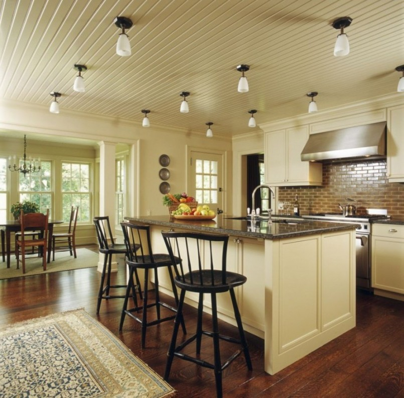 Gorgeous Overhead Kitchen Light Fixtures Stylish Kitchen Lighting Solutions Lovable Kitchen Ceiling Lights