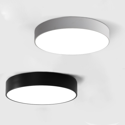 Gorgeous Round Ceiling Light Modern Led Ceiling Light Round Flush Mount Takeluckhome