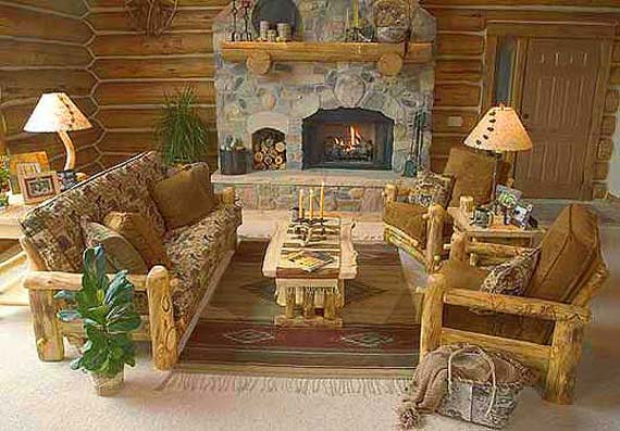 Awesome Rustic Living Room Furniture Rustic Living Room Sets ...