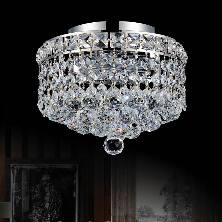 Gorgeous Small Ceiling Chandelier Brizzo Lighting Stores 10 Primo Transitional Small Round Crystal