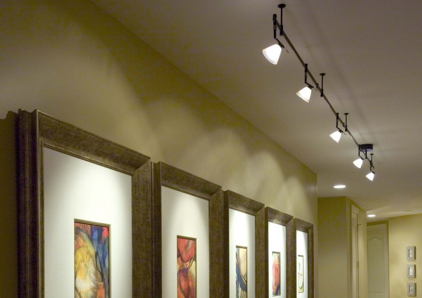 Gorgeous Track Lighting Fixtures Track Lighting Simplest Way To Highlight Things Goodworksfurniture